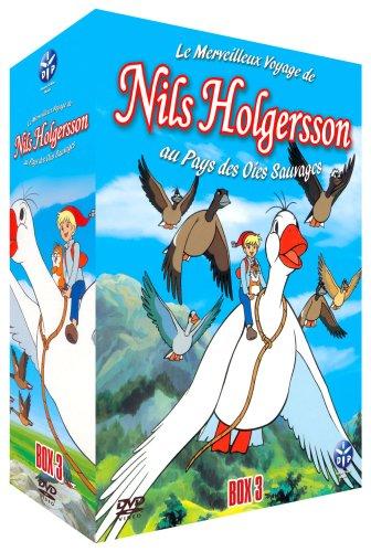 Nils Holgersson-Partie 3-Coffret 4 DVD-VF