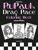 RuPaul's Drag Race Coloring Book: Season 9 Edition (Drag Queen Color Therapy)