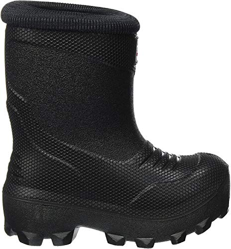 Viking Unisex-Kinder Frost Fighter Schneestiefel, Schwarz (Black/Grey), 32 EU