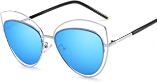 New trend sunglasses metal sunglasses retro ladies fashion cat glasses