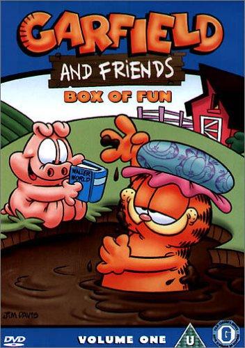 Garfield And Friends. Box of Fun, Vol. 1 (1 DVD) [UK IMPORT]