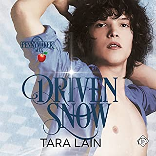 Driven Snow audiobook cover art
