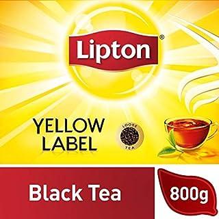 Lipton Yellow Label Black Tea Loose, 800g