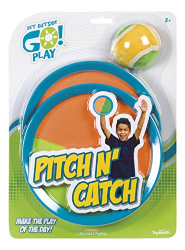 Toysmith Pitch N Catch Playset (50049)