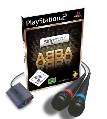 SingStar ABBA + Mikrofone