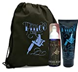 TATTOO KIT XL (POMADA TATTOO CARE PANTHENOL 100g + JABÓN ESPUMA TATTOO FOAM PANTHENOL 75ml) - MADE...