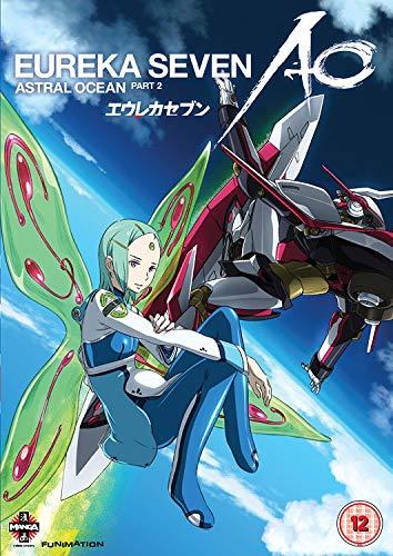 Eureka Seven Ao (Astral Ocean) Part 2 Episodes 13-24 [Edizione: Regno Unito] [Import]