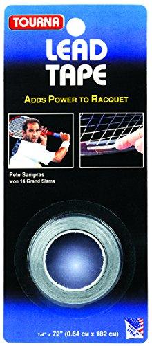 Unique Sports Tourna Grip - Contrapesos de Plomo para Raquetas de Tenis precortados