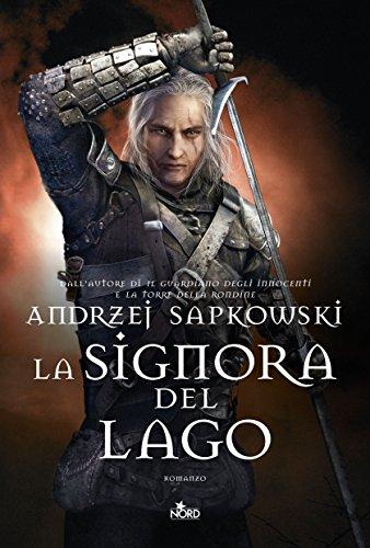 La signora del lago. The Witcher: 7