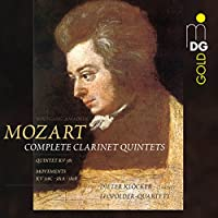 Complete Clarinet Quintets