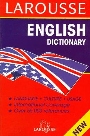 english dictionaries Larousse English Dictionary
