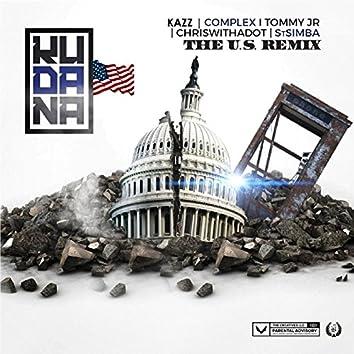 Kudana (feat. Complex, Tommy Jr, Chriswithadot & St Simba) (U.S.A. Mix)