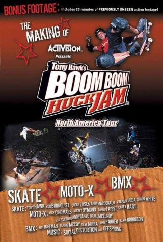 Tony Hawk's Boom Boom Huck Jam [2002] [UK Import]