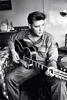 Studio B Elvis Presley Guitar - Army Uniform 24