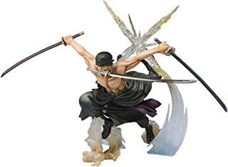Luoyongyou Figuarts Zero Roronoa Zoro Battle Version Rengoku Onigiri Action Figure