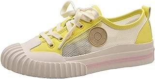 FGSJEJ Women's Low Top Classic Canvas Fashion Sneaker,Basketball Tennis Athletic Shoes Black Casual Shoes Low Top Lace up Fashion Sneakers,Double Upper Fashion Sneaker