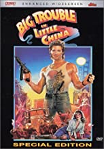 big trouble in little china special edition