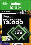 FIFA 21 Ultimate Team 12000 FIFA Points   Xbox - Codice download