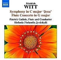 Symphony in C/Jena/Flute Concerto in G Major