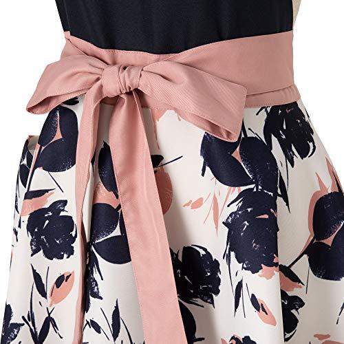 Francfrancフランフランシルエフルエプロンエプロンエプロン女性用ピンク