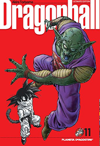 Dragon Ball nº 11/34 (Manga Shonen)