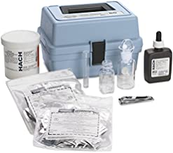 Hach 146900 Dissolved Oxygen Test Kit, Model OX-2P