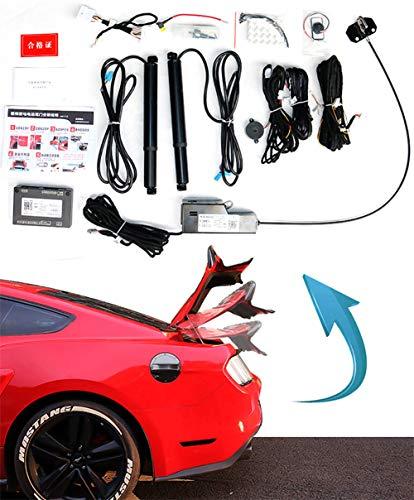 QHCP Smart Elevador eléctrico para Puerta Trasera para controlar fácilmente el Traje de Maletero para Ford Mustang 2015-2018