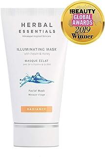 Herbal Essentials Illuminating Mask with Papain & Honey 75ml