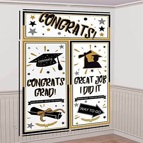 2019 Graduation Backdrop Banner