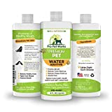 Pet Dental Water Additive for Dogs for plaque removal