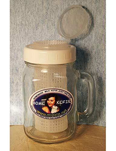Kefir fermenter - Infuser 16 oz / 350 ml
