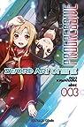Sword Art Online progressive nº 03/06 par Kawahara