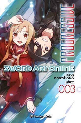 Sword Art Online progressive nº 03/06 (novela) (Manga Novelas (Light Novels))