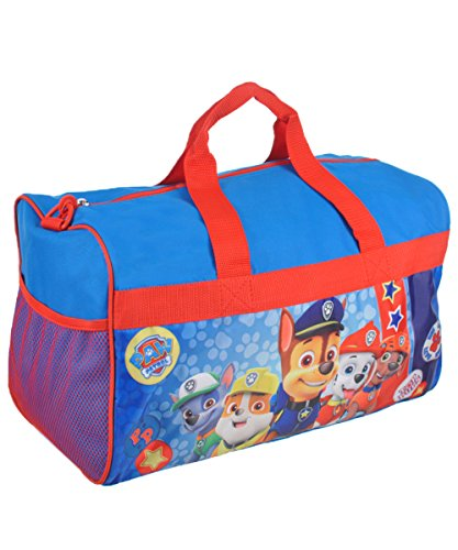 Nickelodeon Paw Patrol Boy's 18' Carry-On Duffel Bag