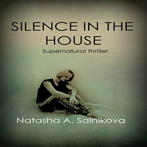 Silence in the House audiobook cover art