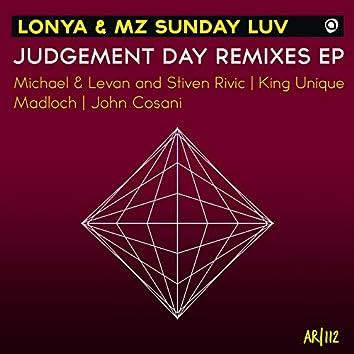 Judgement Day Remixes EP
