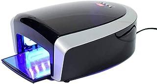 Secador de uñas con esmalte en gel. Lámparas de uñas LED UV para fuente de luz con detección automática inteligente.