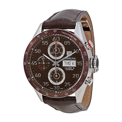 TAG HEUER CV2A12.FC6236 Carrera Cronografo automatico