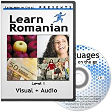 Learn Romanian *Visual language learning* for PC, MAC, Ipod, MP3 player
