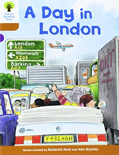 Oxford Reading Tree: Level 8: Stories: A Day in Londonの詳細を見る