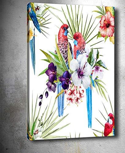 Bonamaison Wandverzierung, Mehrfarbig, 40x60
