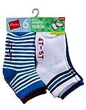 Hanes Niños ` bebé niño niño tobillo EZ Sort calcetines - ¡Más vendidos! - Multi - 12-24 meses