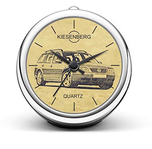 KIESENBERG Design Tischuhr Geschenke für Bora Variant Fan Uhr T-4998