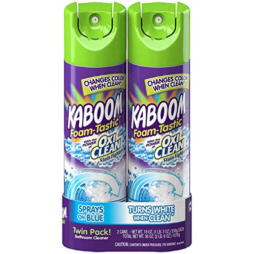 Best stain remover-Kaboom Foam