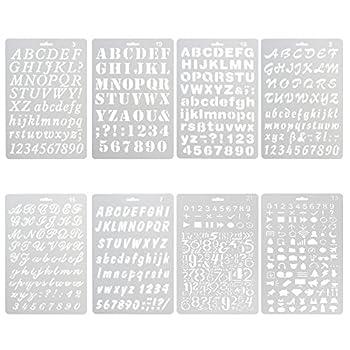 alphabet letter templates