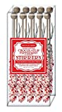 Melville Candy Hot Chocolate Stirrers (Peppermint 10)