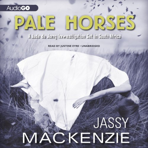 Pale Horses audiobook cover art