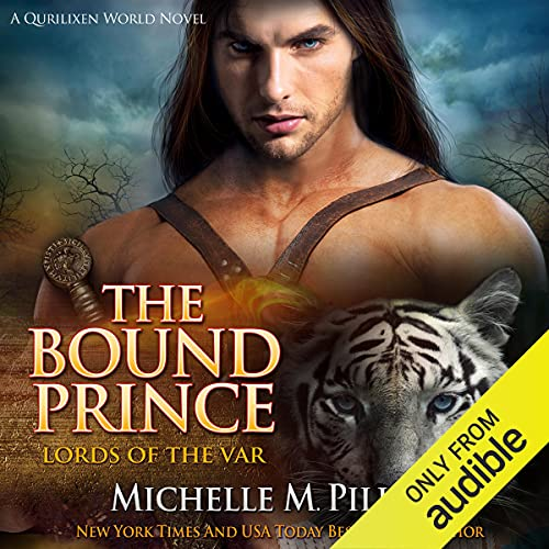 The Bound Prince cover art