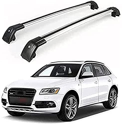 2 Stück Dachträger Crossbar für Audi...