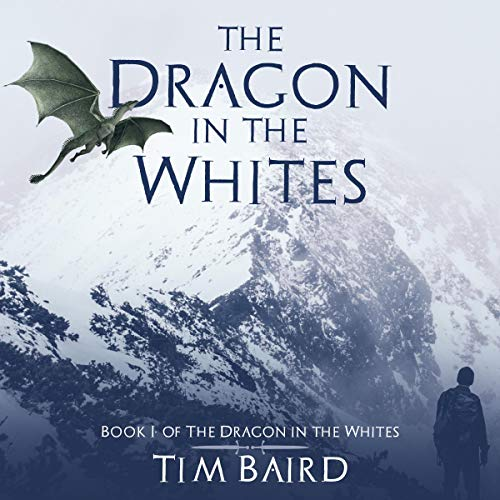 The Dragon in the Whites audiobook cover art